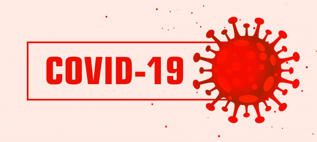 covid-19-coronavirus-pandemic-red-virus-banner-design_1017-24404
