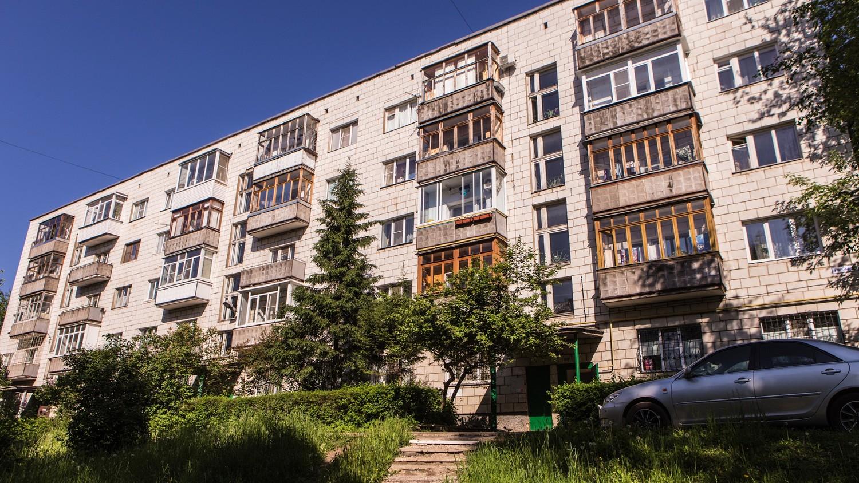 Советская д. 115 А