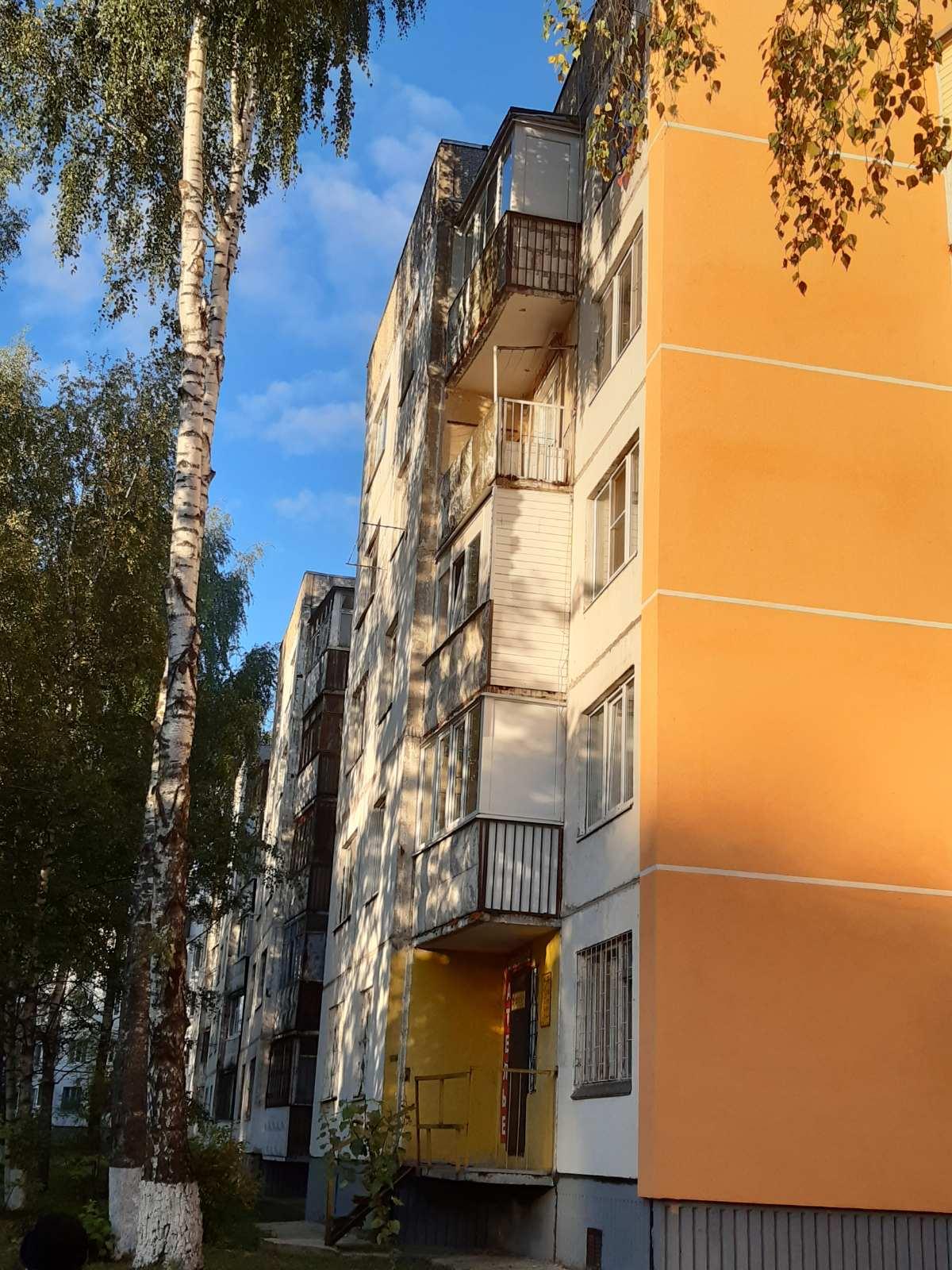м/р-н Давыдовский-2 д. 55