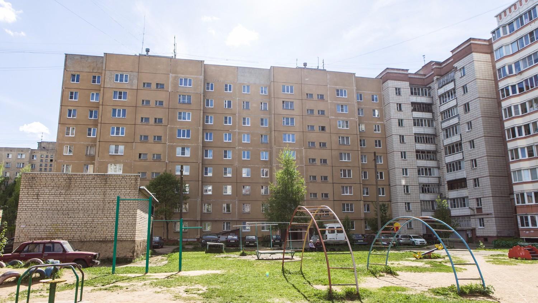м/р-н Давыдовский-3 д. 18