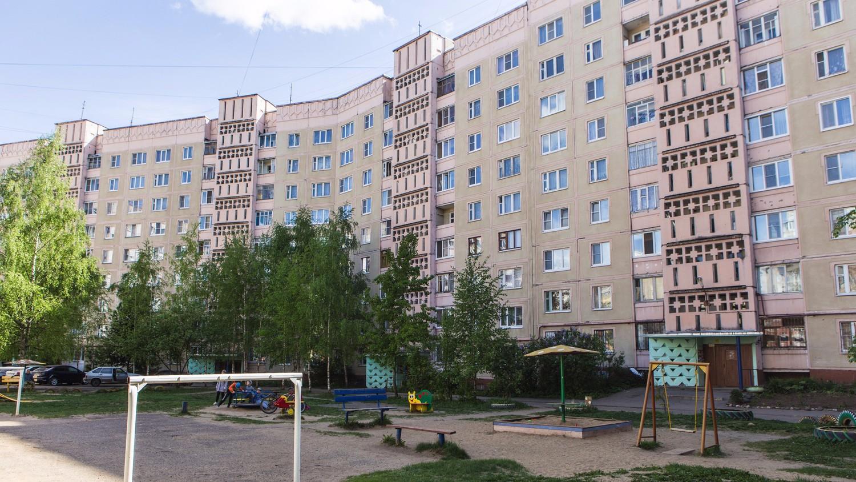 м/р-н Давыдовский-3 д. 5
